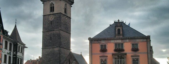 Obernai is one of Best of Alsace.