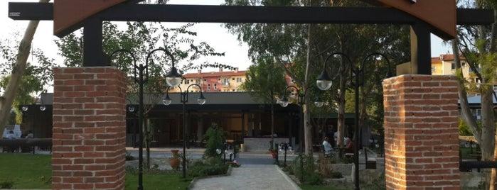 Saklı Bahçe is one of Faruk'un Beğendiği Mekanlar.
