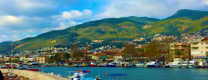 Deniz Feneri is one of Altınoluk_010613.