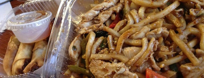 The First Thai Street Food Truck is one of NY - eat.