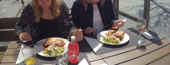 De Lunchbar is one of Oostende.