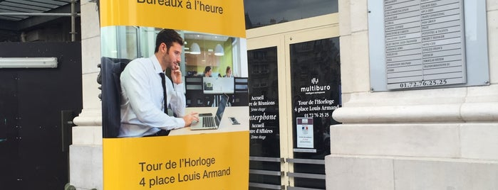 Le Spot Multiburo is one of CoWorking Spaces in Paris.