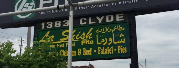 La Shish Pita is one of Ottawa.