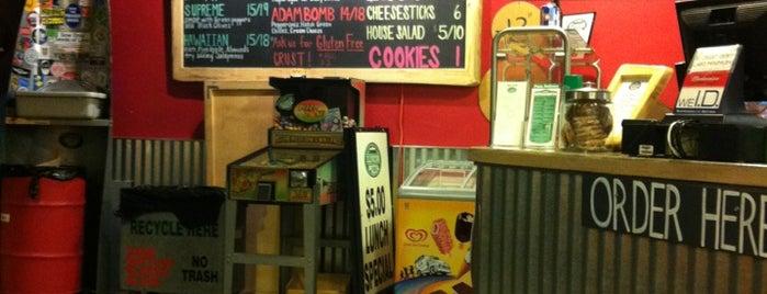 Elevation Pizza is one of สถานที่ที่ Tanner ถูกใจ.
