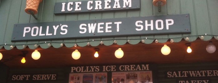 Polly's Sweet Shop is one of Kelley's Saved Places.