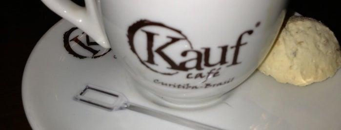 Kauf Café is one of CWB - Cafés.