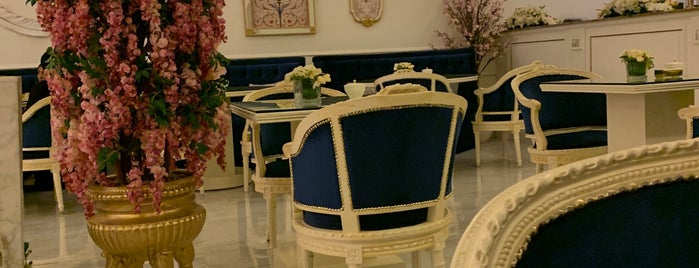 ANFAS ALOUD Lounge أنفاس العود is one of สถานที่ที่บันทึกไว้ของ Queen.