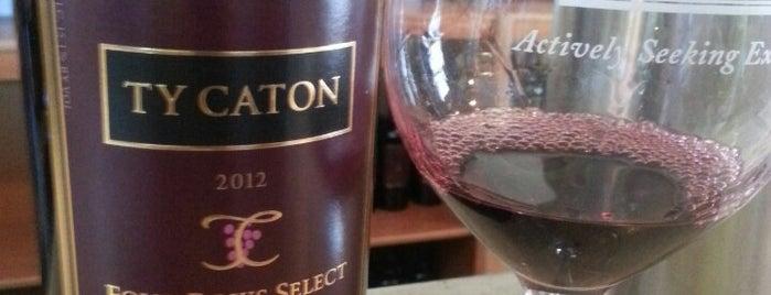 Ty Caton Vineyards is one of Locais curtidos por Juan.