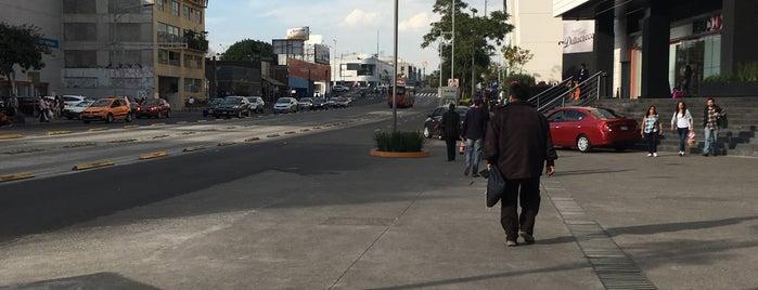 Avenida Cuauhtémoc is one of Lau : понравившиеся места.