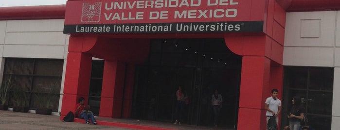 Universidad del Valle de México is one of Posti che sono piaciuti a GloPau.