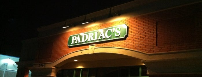 Padriac's is one of Nightlife.