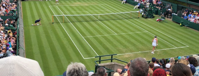 Court No.18 is one of Grand Slam.