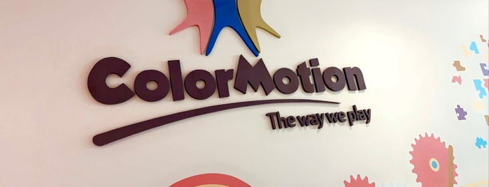 Color Motion is one of Kids.