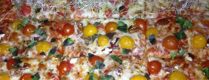 VeggiePizza is one of Jst2do.