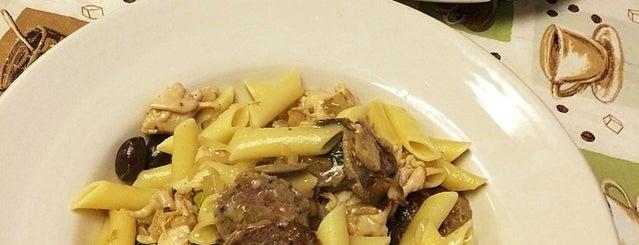Conte's Italian restaurant is one of Locais curtidos por Coleen.