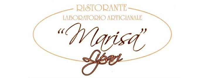 da Marisa is one of สถานที่ที่ Luca ถูกใจ.