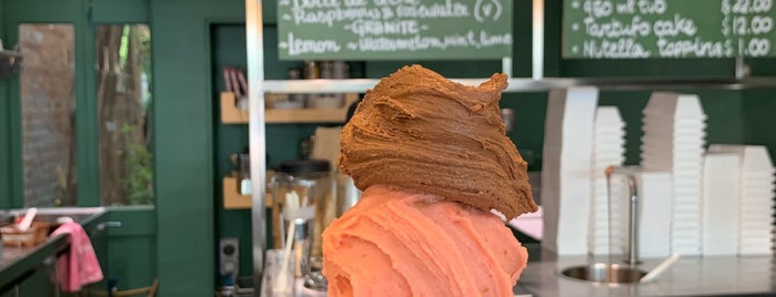 Piccolina Gelateria is one of UberEATS Melbourne.