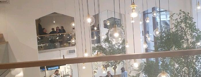 Paulig Café & Store is one of Lieux sauvegardés par Roman.