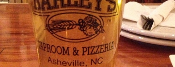 Barley's Taproom & Pizzeria is one of Where to Drink in Asheville.