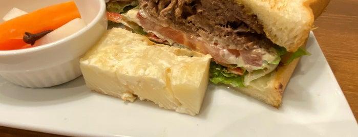 Sandwich Factory is one of Free Wi-Fi in 埼玉県.