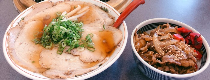 牛ちゃん 尾道店 is one of Matsunosuke : понравившиеся места.