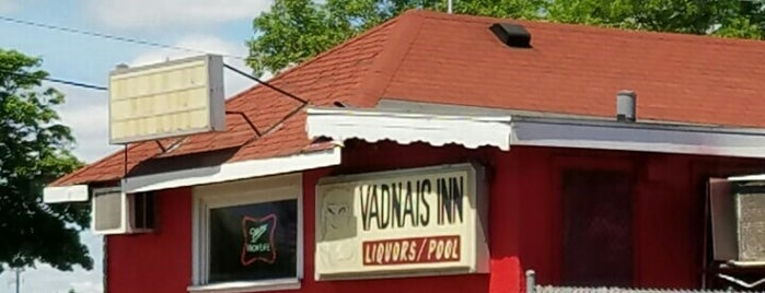 Vadnais Inn is one of more to do list.