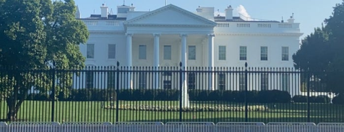 Oval Office is one of ♡DC.