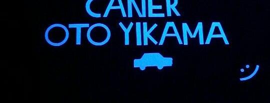 caner oto yıkama is one of Orte, die H s y N® gefallen.