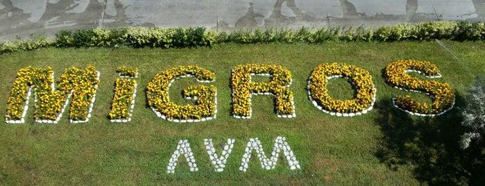 Antalya Migros AVM is one of H s y N® 님이 좋아한 장소.