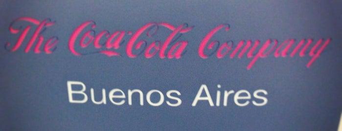 Coca-Cola de Argentina is one of Guido'nun Beğendiği Mekanlar.