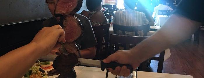 Oliveira's Steakhouse is one of Chris : понравившиеся места.
