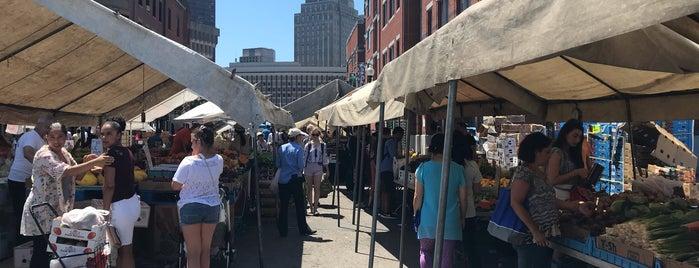 Boston Public Market is one of Boston 2year extravaganza.