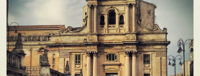 Piazza San Giovanni is one of Best of Ragusa, Sicily.