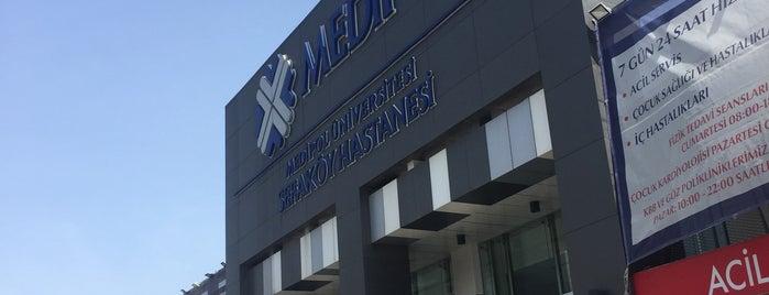 Sefaköy Hastanesi is one of Tempat yang Disukai Davut.