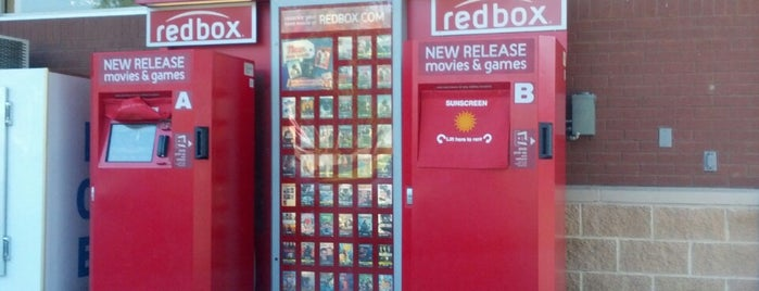 Redbox is one of My Mainstays - S.A..