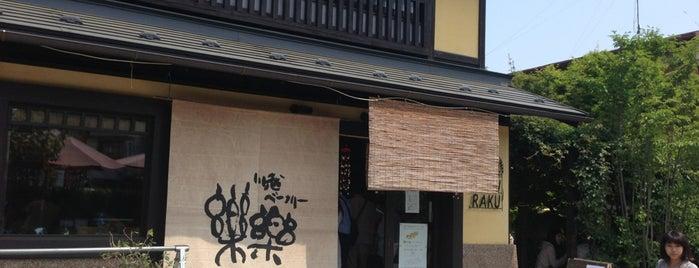 川越ベーカリー 楽楽 is one of kawagoe.