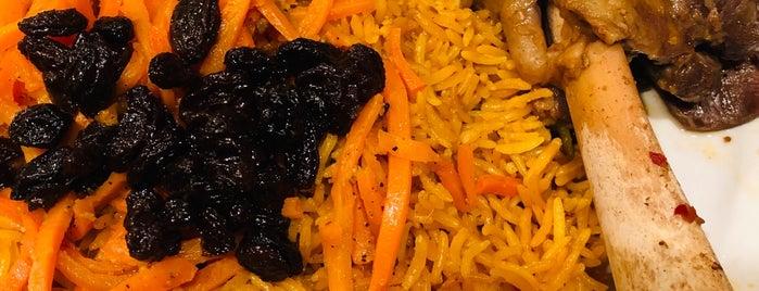 Afghan Cuisine is one of Alaa : понравившиеся места.