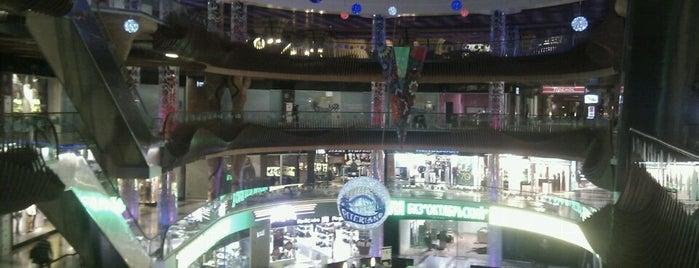 Piterland Mall is one of TOP-100: Торговые центры Санкт-Петербурга.