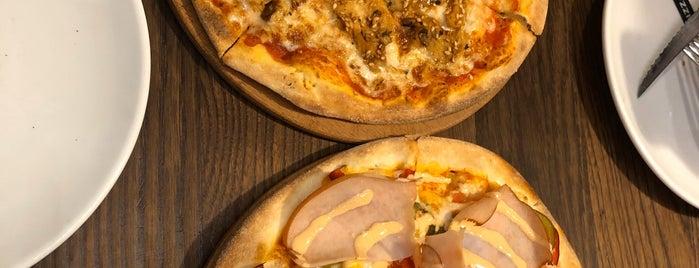 Pizza İl Forno is one of Orte, die Büşra gefallen.