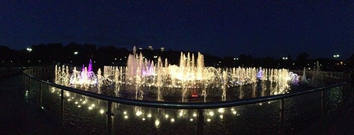 Tsaritsyno Park is one of Чудеса мира... Фотографии со всего света!!!.