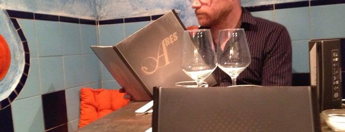 Ares Restaurante is one of Los placeres de Pepa 1.