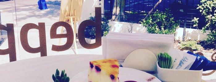 Beppo Café is one of Tempat yang Disukai Paola.