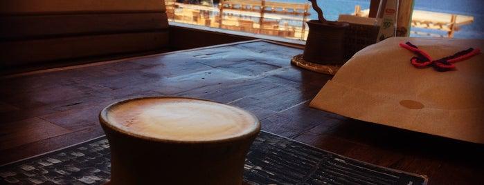 Casita de piedra, café y artesanía is one of Tempat yang Disukai Paola.