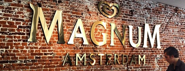 Magnum Pleasure Store is one of Amsterdam.