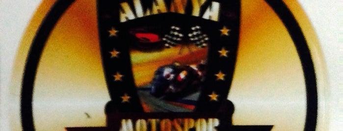 Alanya Motospor Kulübü is one of Yunusさんのお気に入りスポット.