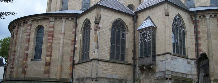 St. Maria im Kapitol is one of Sehenswürdigkeiten Köln.