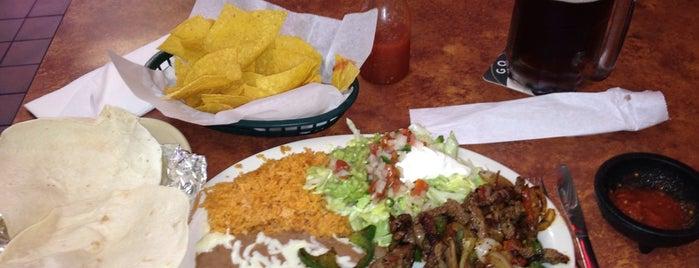 La Cabana Mexican Restaurant is one of Locais curtidos por Joel.