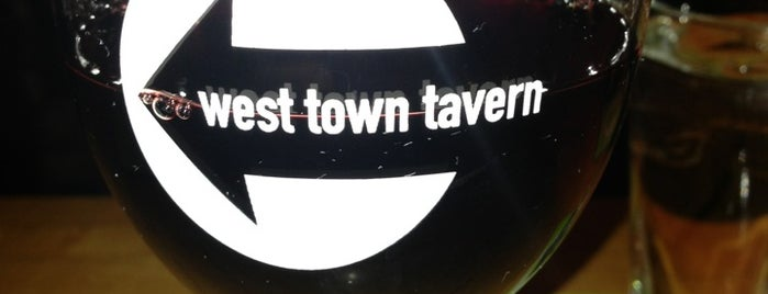 West Town Tavern is one of Dinner.