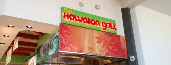 Hawaiian Grill is one of Lieux qui ont plu à Scott.