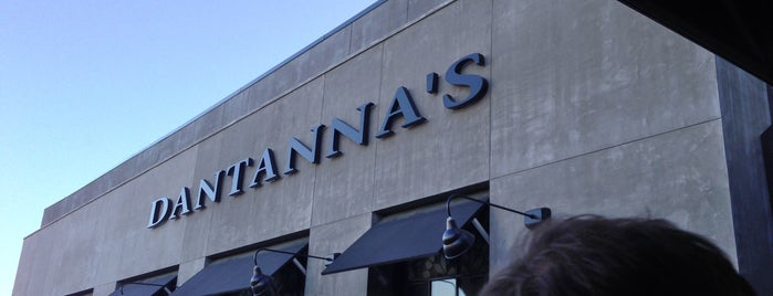 Dantanna's is one of Creekstone.